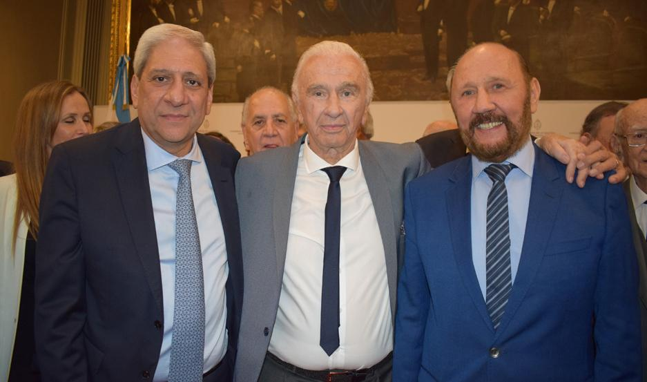"""""""Los argentinos tenemos que mirar hacia adelante acompañando al presidente electo Alberto Fernández""""."""