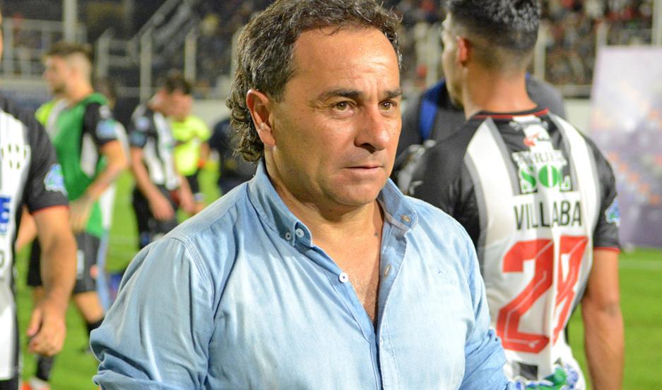 Ni bien terminó el partido ante Vélez, Gustavo Coleoni se puso a pensar en el duelo que tendrá Central Córdoba mañana, ante Patronato.