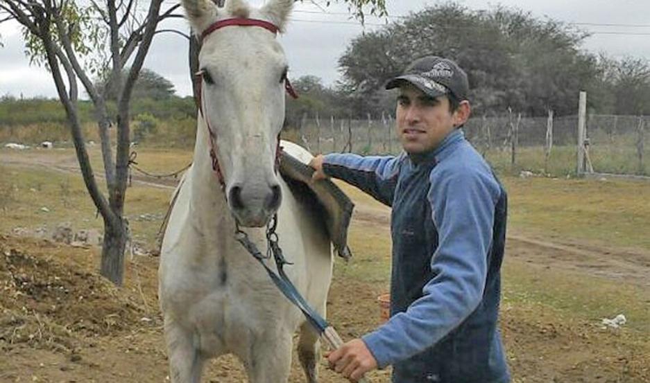 VÍCTIMA Noriega falleció por las puñaladas, cuatro años atrás.