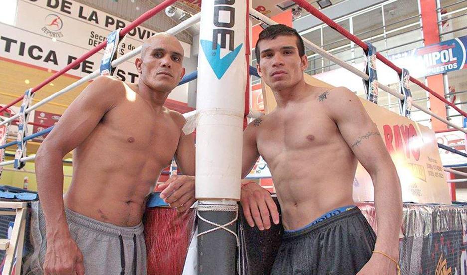Víctor Velázquez y Hugo Roldán volverán a estar frente a frente esta noche.