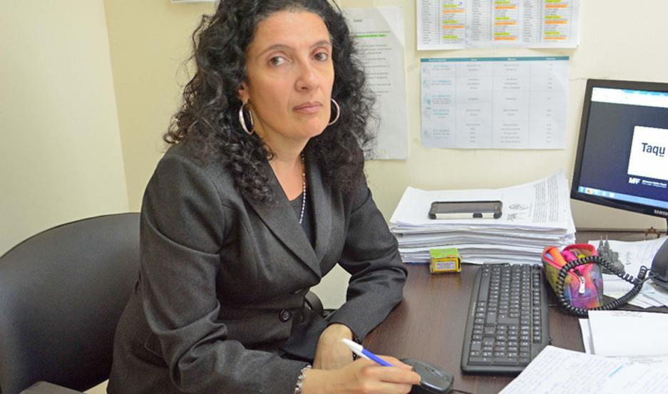 La fiscal Matach ya le impuso reglas de conducta a la mujer.