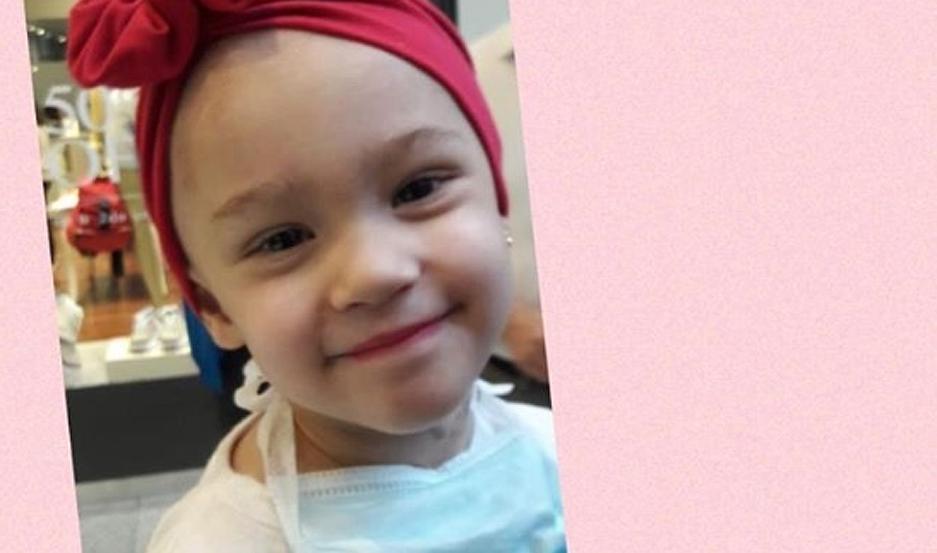 Desde hace meses, la menor Paulina Flores Oberlander, se encuentra internada en el sanatorio Allende de la Capital de Córdoba.