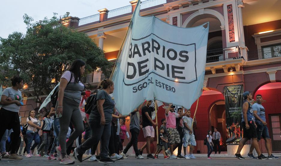Finalizaron con concentraciones en la plaza Libertad y proclamas en apoyo al expresidente boliviano y de condena al golpe.