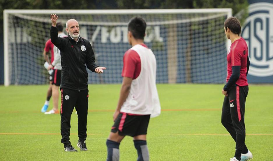 Diego Monarriz fue confirmado como entrenador interino de San Lorenzo, en principio, hasta el final de este 2019.