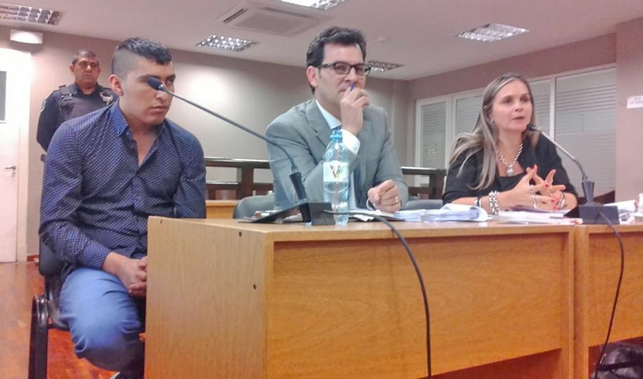 Noriega enfrenta cargos durísimos, sólo reprimidos con la pena máxima.