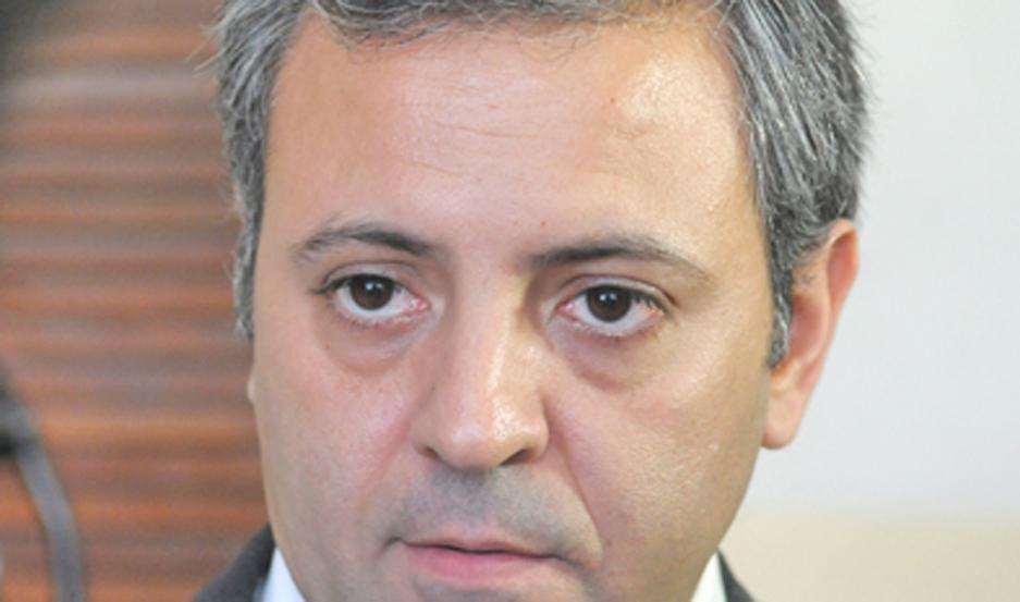 Dr. Eugenio Chavarría, defensor del acusado.