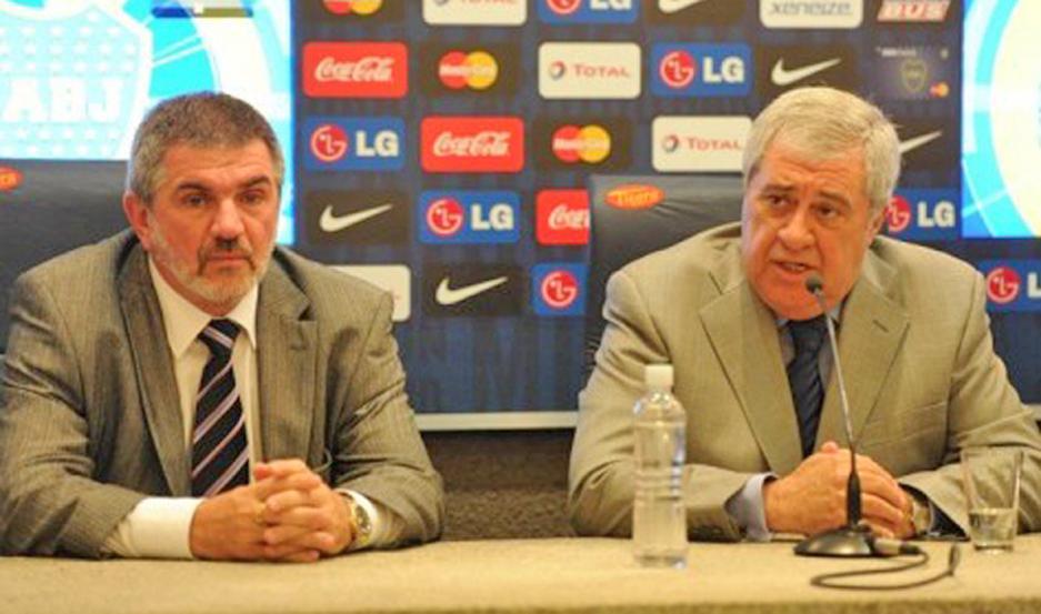 Beraldi y Ameal podría aliarse para vencer al oficialismo.