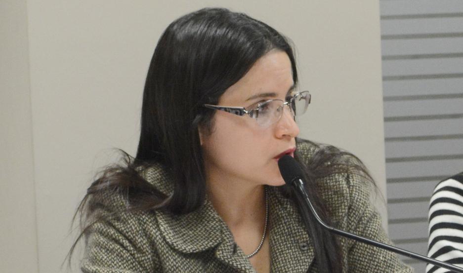 Andrea Juárez resumió la historia y la jueza Norma Morán homologó el acuerdo con la defensa, pero sólo por Ariel.