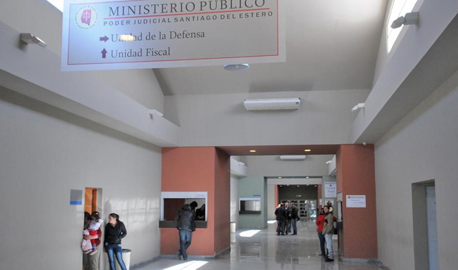 AÑATUYA. La Fiscalía de Añatuya trabaja contrarreloj para determinar los pormenores del aberrante ataque.