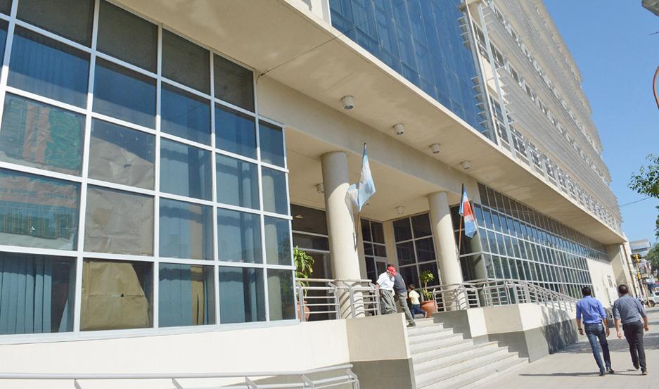 PROCESO. La Dra. Danielsen homologó el acuerdo entre la Fiscalía y la defensa del acusado.