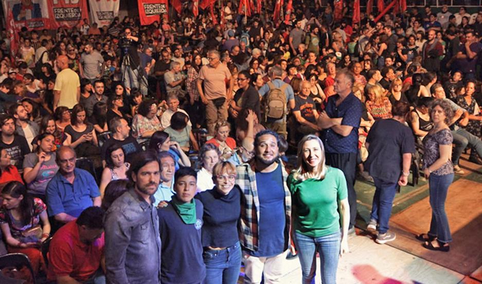 Del Caño cuestionó la postura de los miembros del Grupo de Puebla.
