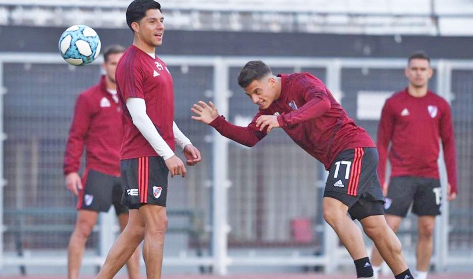 Pérez no quiere perderse la final de la Copa Libertadores ante Flamengo en Lima. El plantel tendrá descanso hoy y mañana.