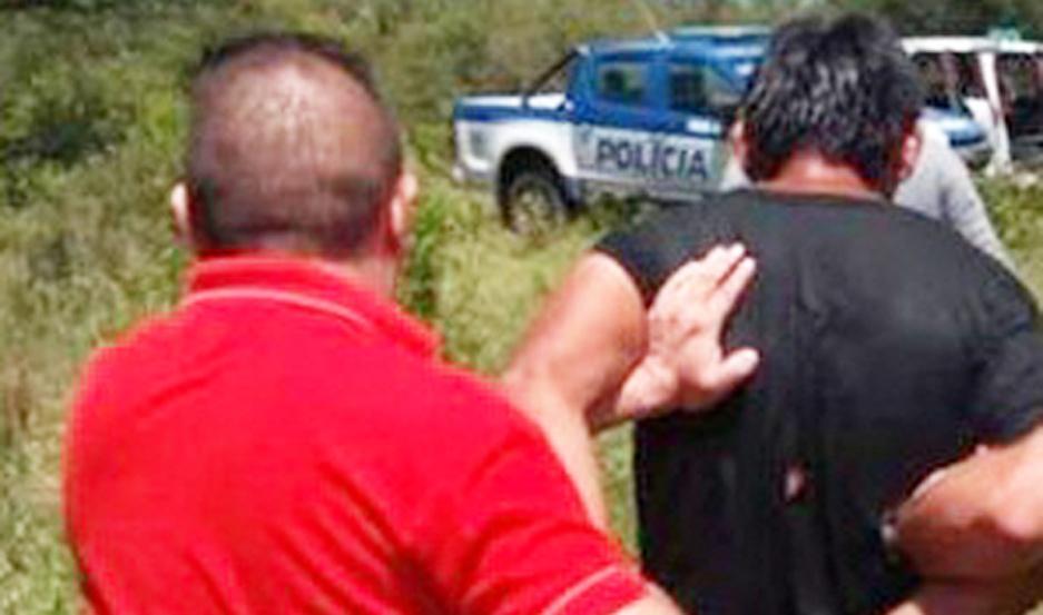 Cabrera fue alojado en la Seccional Nº 33 de Sumampa, distante 17 kilómetros de Ramírez de Velazco.