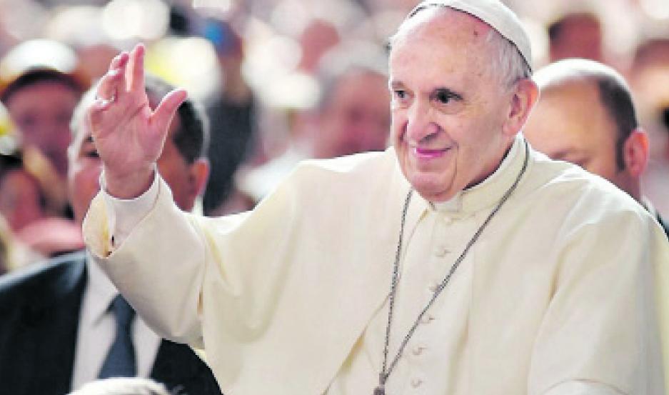"""MENSAJE. """"Sé que hay mucho por hacer y que la tarea es ardua"""", dijo Jorge Bergoglio"""