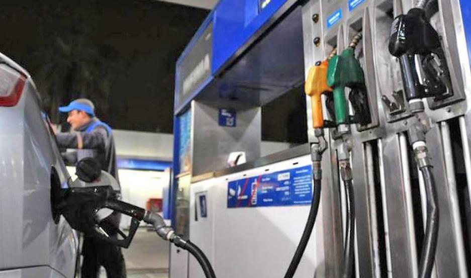 Buscan postergar un nuevo aumento de combustibles.
