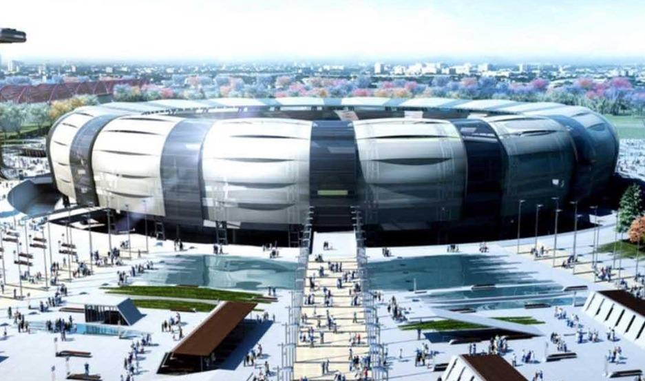Estadio Único de Santiago del Estero, sede de la Copa América 2020.