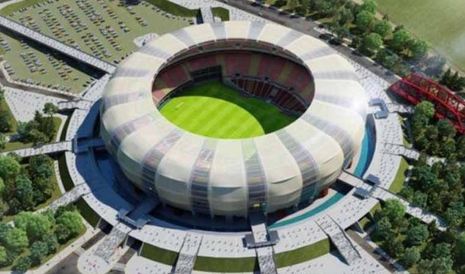 Estadio Único de Santiago del Estero.