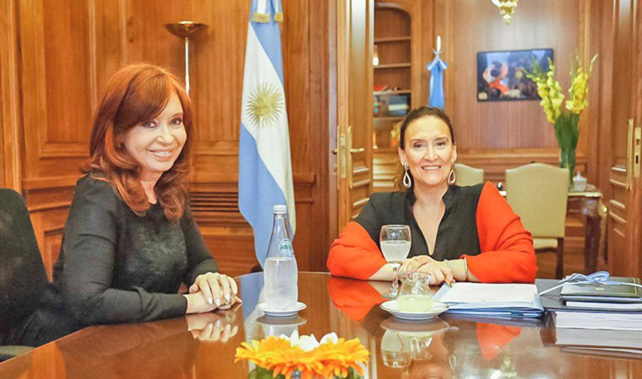Michetti le tomará juramento a Alberto Fernández y Cristina