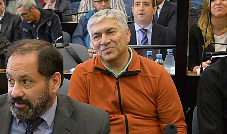 La Justicia debe definir si extiende o no su detención en la cárcel de Ezeiza.