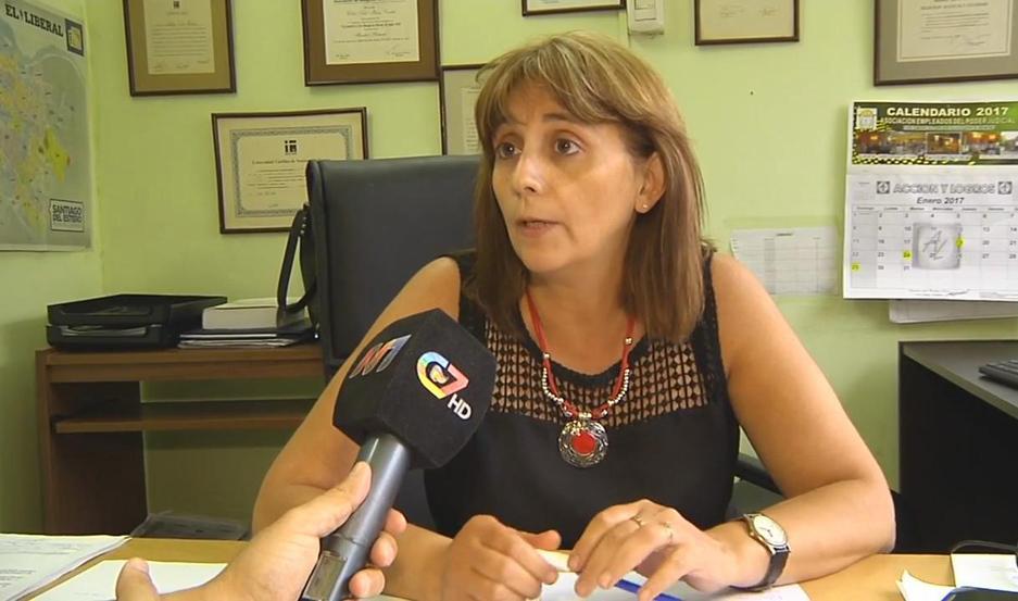 AVERIGUACIONES. La Dra. Celia Mussi está a cargo de las investigaciones y hoy indagará al acusado.