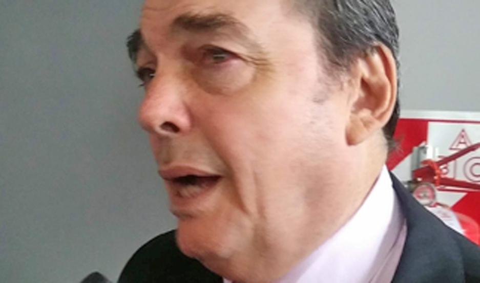 Ángel Niccolai, ministro de Desarrollo Social.