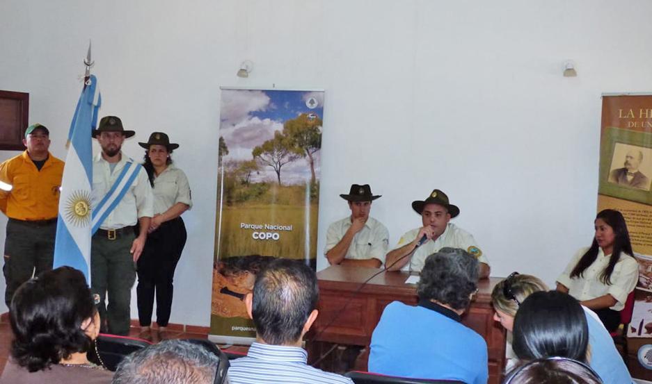 Ejerció como guardaparque en su provincia natal, Tucumán, y en la Administración de Parques Nacionales.