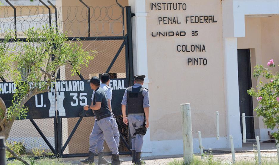 DESTINO Lastra debería ser alojado en Colonia Pinto la semana venidera.