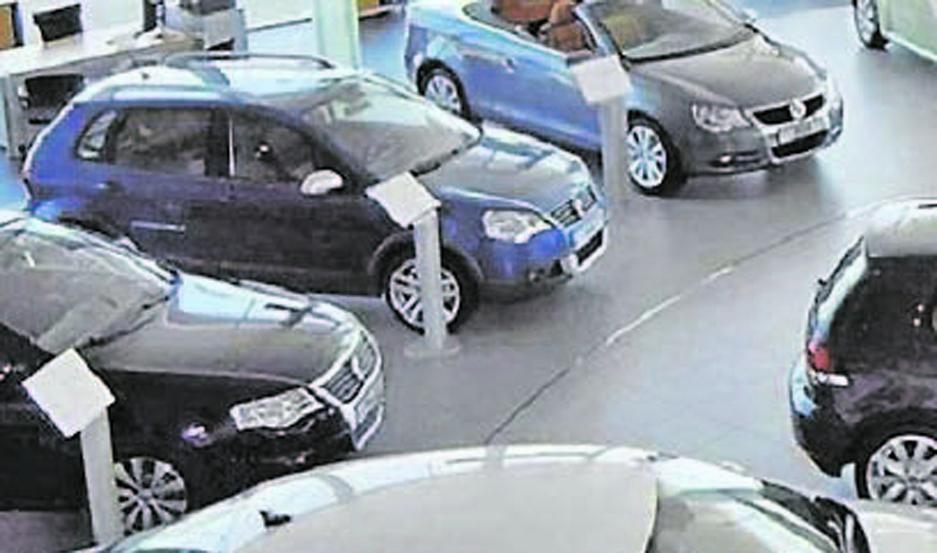 Los datos oficiales de la DNRPA señalan un crecimiento de casi 99 mil automóviles en 9 años que se sumaron al tránsito en Santiago.