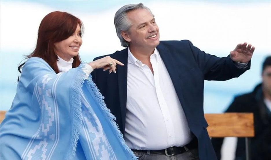 Alberto y Cristina desempeñarán funciones hasta el 2023.