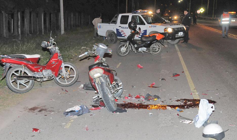 La víctima sufrió lesiones gravísimas que le causaron la muerte casi de inmediato.