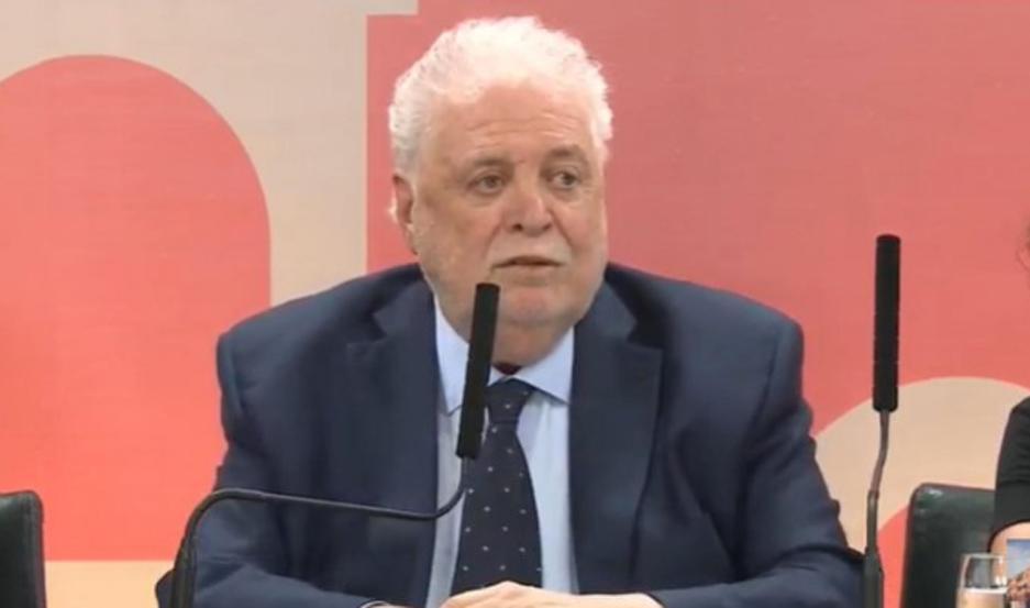Ginés González García presentó el protocolo de interrupción legal del embarazo