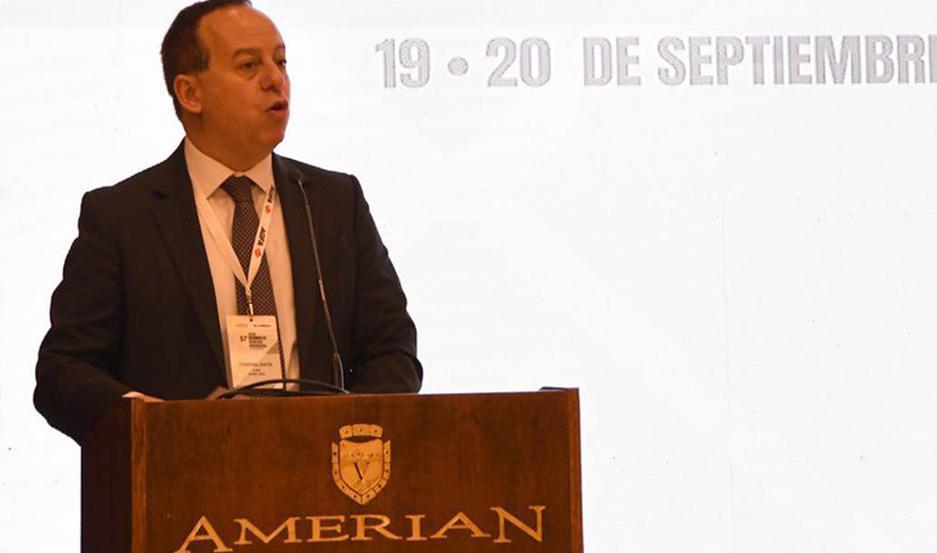 El presidente de Adepa, Martín Etchevers, reflexionó sobre la situación actual de los medios.