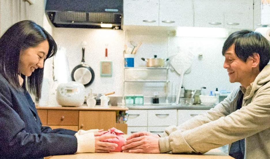 """OBRA. La película se titula """"Cajita de almuerzo de papá"""", dirigida por el realizador japonés Masakazu Fukatsu."""