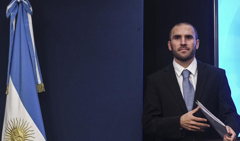 CLAVE. Los anuncios que realice Guzmán, el nuevo ministro en los próximos días, serán claves para el futuro.