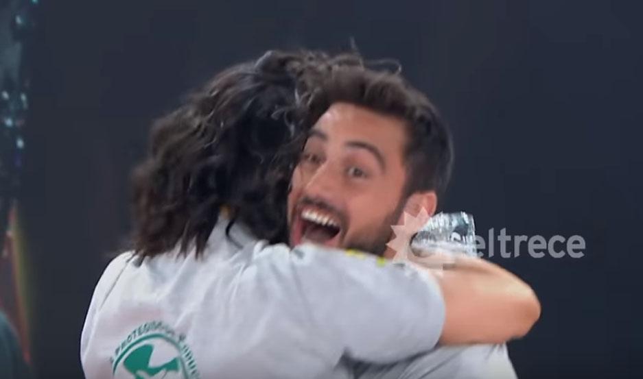 Nico y Flor pasaron a la final.