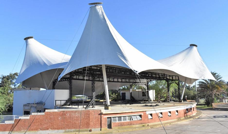 El nuevo techo permitirá contar con nuevas propuestas para el público santiagueño.