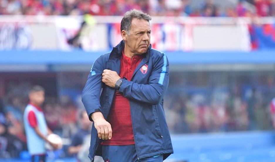 LO QUE VIENE. Miguel Ángel Russo asumiría la semana próxima como nuevo entrenador de Boca Juniors. Falta que el club lo haga oficial.