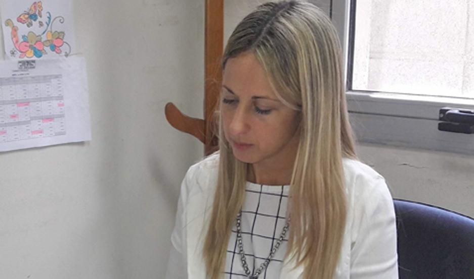 INVESTIGACIÓN. A cargo de la Dra. María Alicia Falicione.