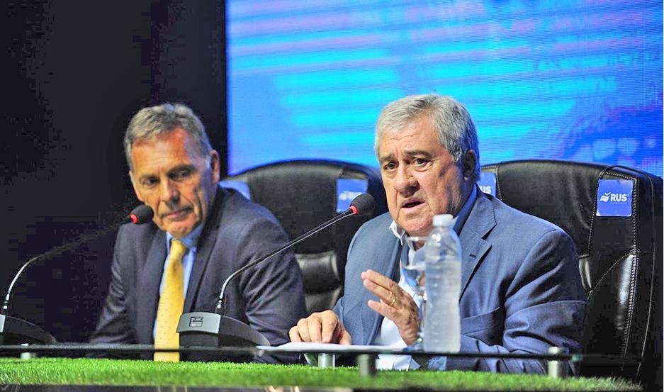 PALABRA. Jorge Amor Ameal aseguró que Boca no está tan bien económicamente como aseguraba la anterior comisión directiva.