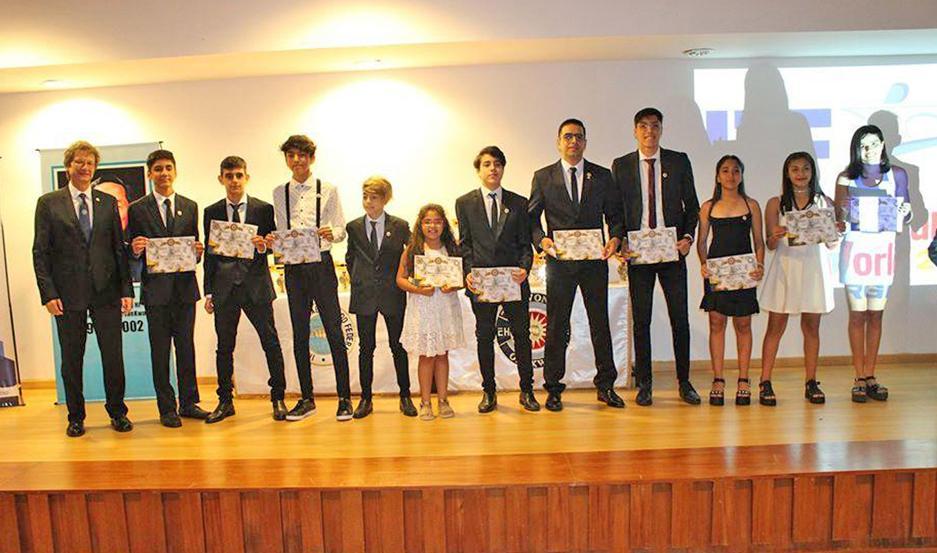 EVENTO El gran maestro Osvaldo Ríos Olivero destacó el nivel de los competidores y vaticinó una buena copa del mundo en el 2020 en Santiago
