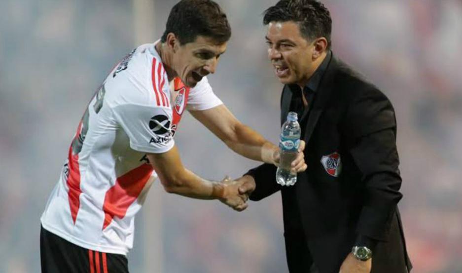 PIEZA CLAVE. El entrenador considera a Ignacio Fernández como un jugador fundamental en su equipo.