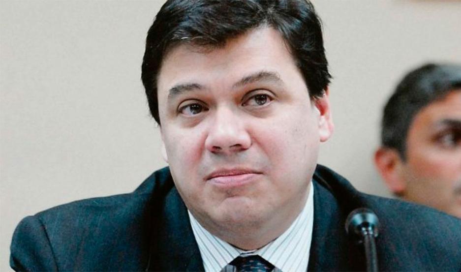 Ministro de Trabajo, Claudio Moroni.