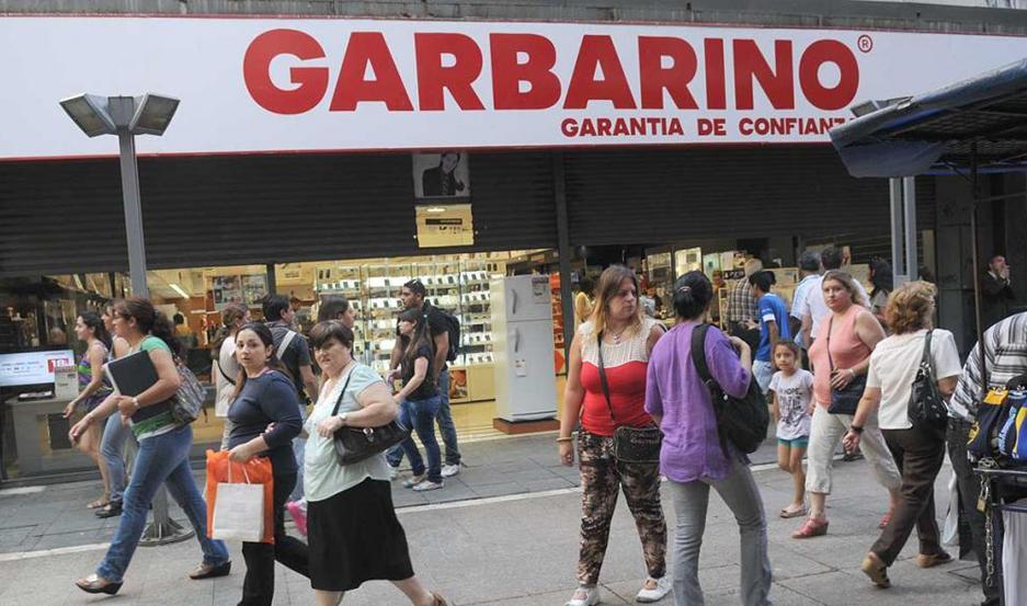 La cadena Garbarino está en venta