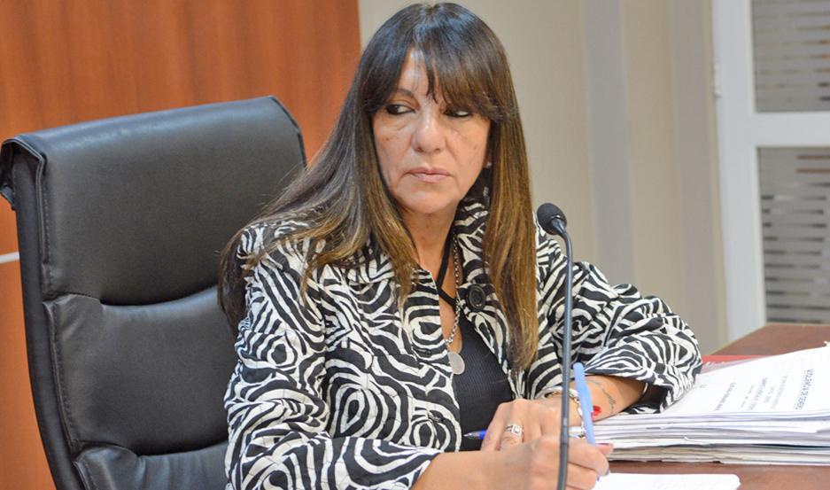 JUEZA DE GÉNERO. La Dra. Norma Morán está a cargo de Juzgado Nº 1 de Género, en nuestra provincia.