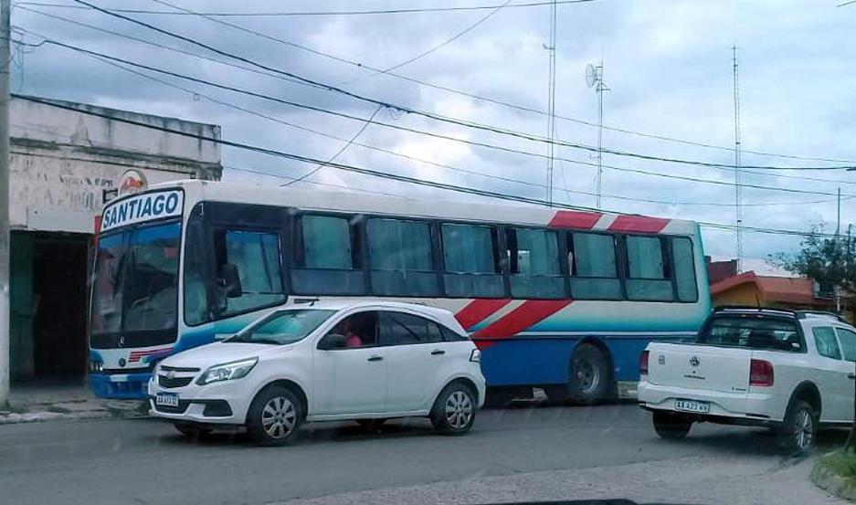 Reclamos en Clodomira por recargo en tarifas de colectivos con aire acondicionado.