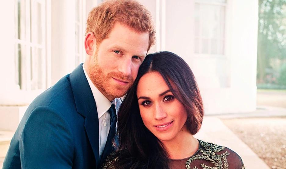 Megan y el príncipe Harry se casaron en 2018.