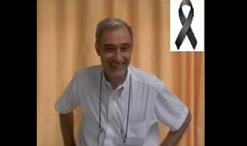 Carlos Barrios era ex docente de la alta casa de estudios.
