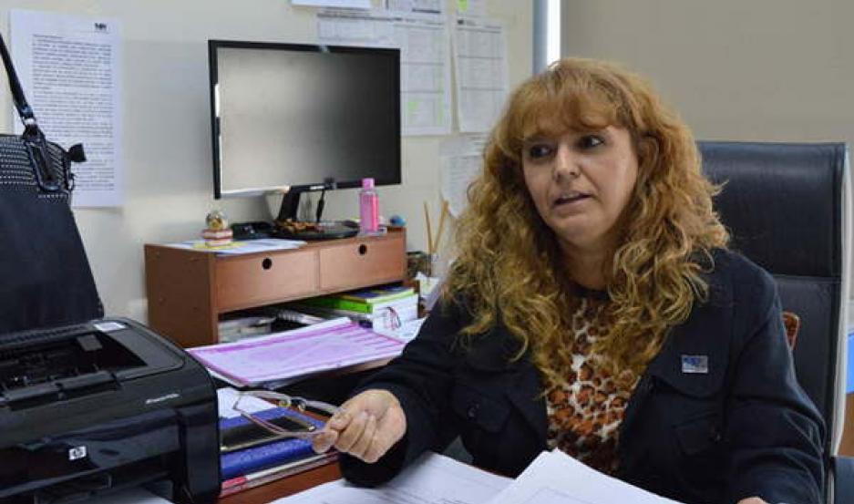 La búsqueda del padre de familia y de la menor fue supervisada por la fiscal Dra. Judith Díaz.
