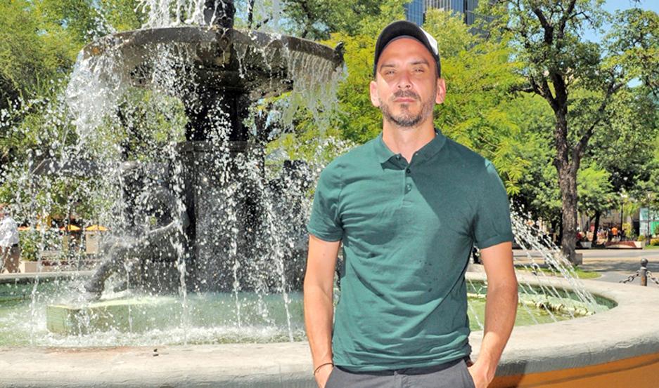 """""""Fue lindo ser premiado en la provincia"""", destacó Juan Torales a EL LIBERAL. Su ficción """"Sacha"""" ganó, en el 2019, en el Santiago del Estero Film Fest."""