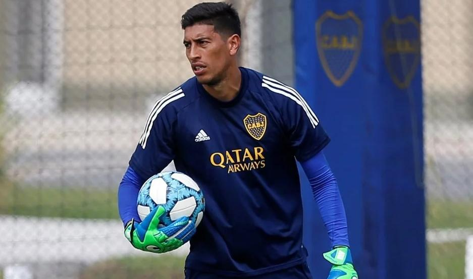 Esteban Andrada.